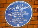 Lady Reading (Stella Isaacs) - Womens Voluntary Services (id=2401)